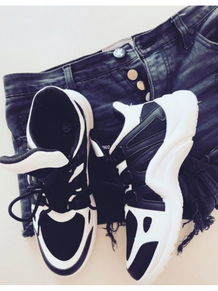 Sneakers FAME